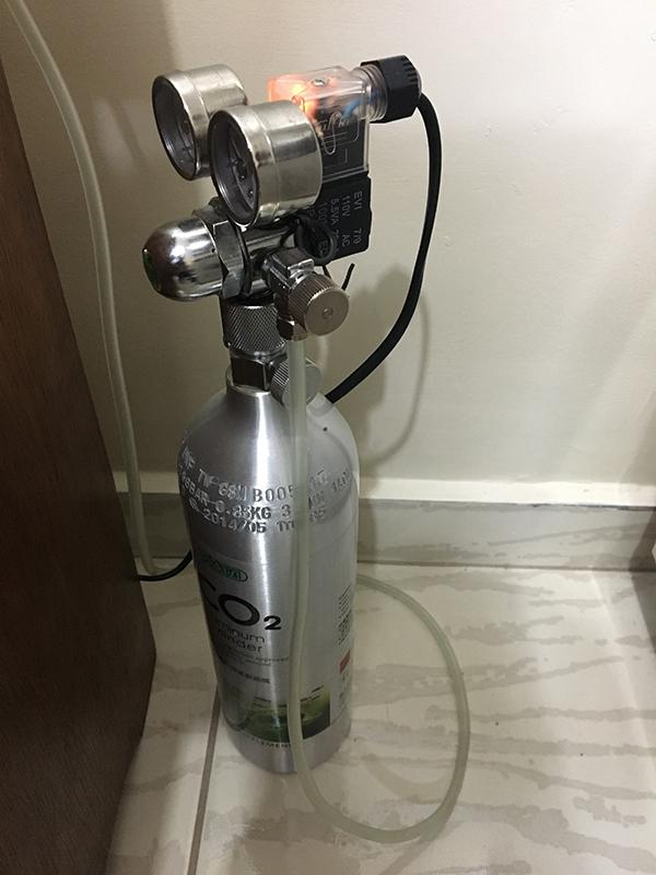 cilindro co2